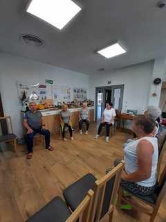 Galeria Zajęcia z fizjoterapii w Klubie Senior+